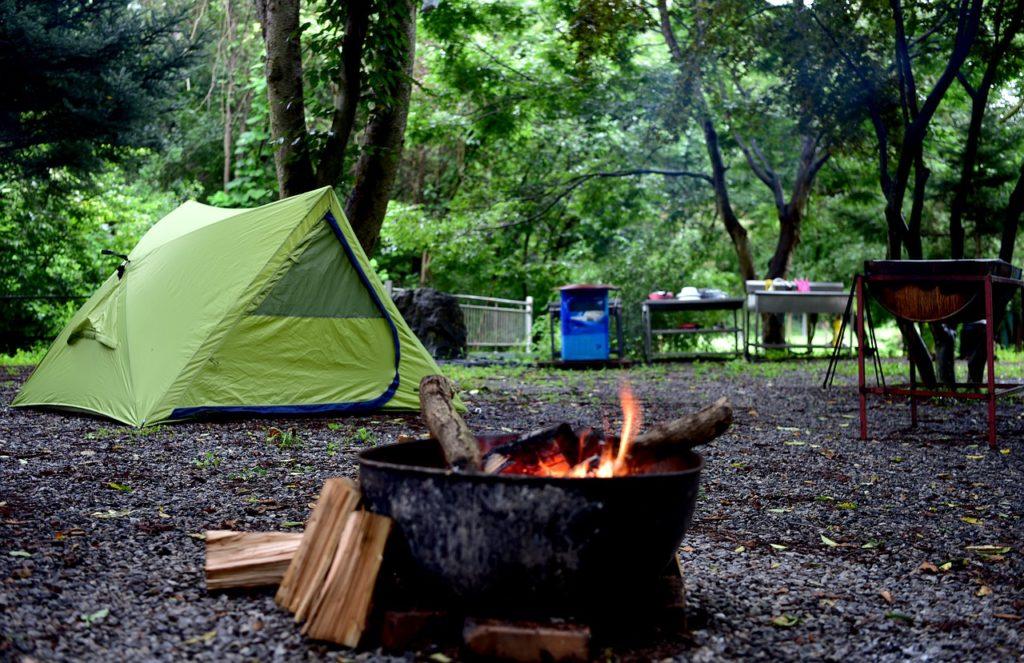 愛媛県キャンプ場の特徴