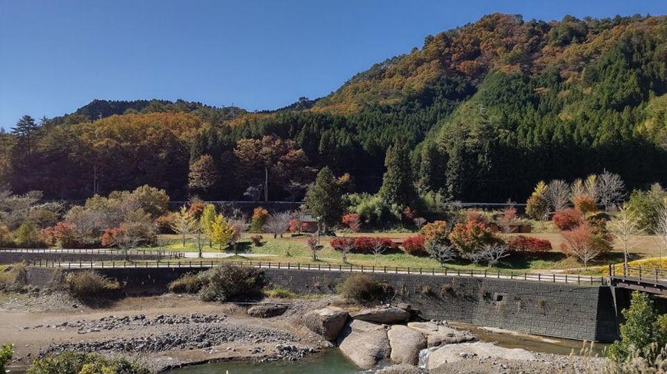 愛媛県のおすすめキャンプ場⑨:面河ダム公園キャンプ場