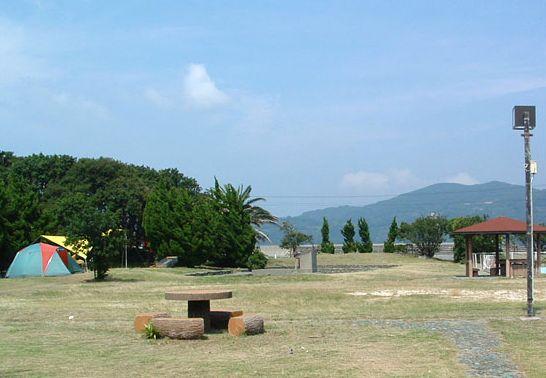 愛媛県のおすすめキャンプ場⑥:須賀公園キャンプ場(伊方町)
