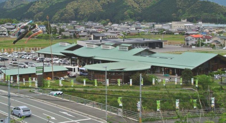 愛媛県の道の駅ランキング13位:道の駅 みま(宇和島市)