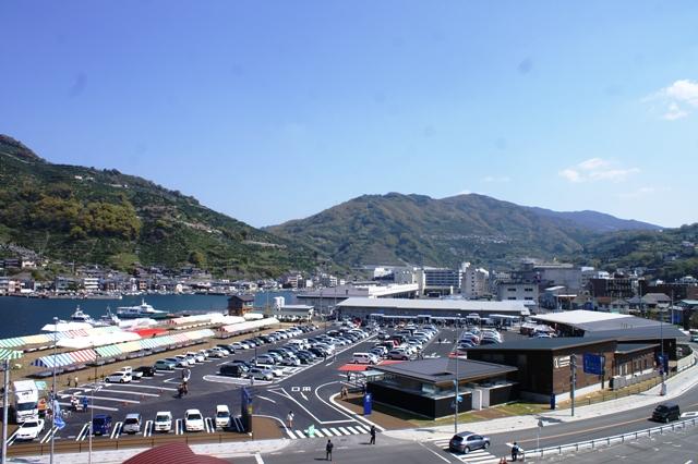 愛媛県の道の駅ランキング1位:道の駅 八幡浜みなっと(八幡浜市)