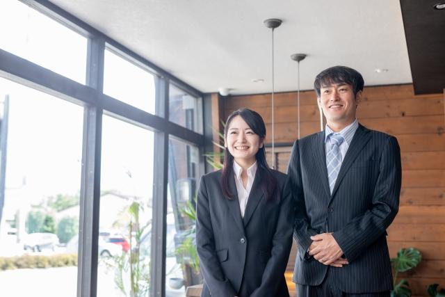 愛媛県の転職で人気のある正社員の業種:営業